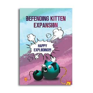 NewCombo mèo nổ 3 bản mở rộng – Exploding Kittens Expansionhot