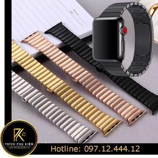 Dây Thép Apple Watch Link Bracelet Stainless Steel (Dây Đồng Hồ iWatch)