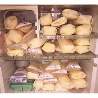 {Hiệu quả 100%} [QUÀ TẶNG] Túi trữ sữa SUNMUM khoá 3 lớp chắc chắn.