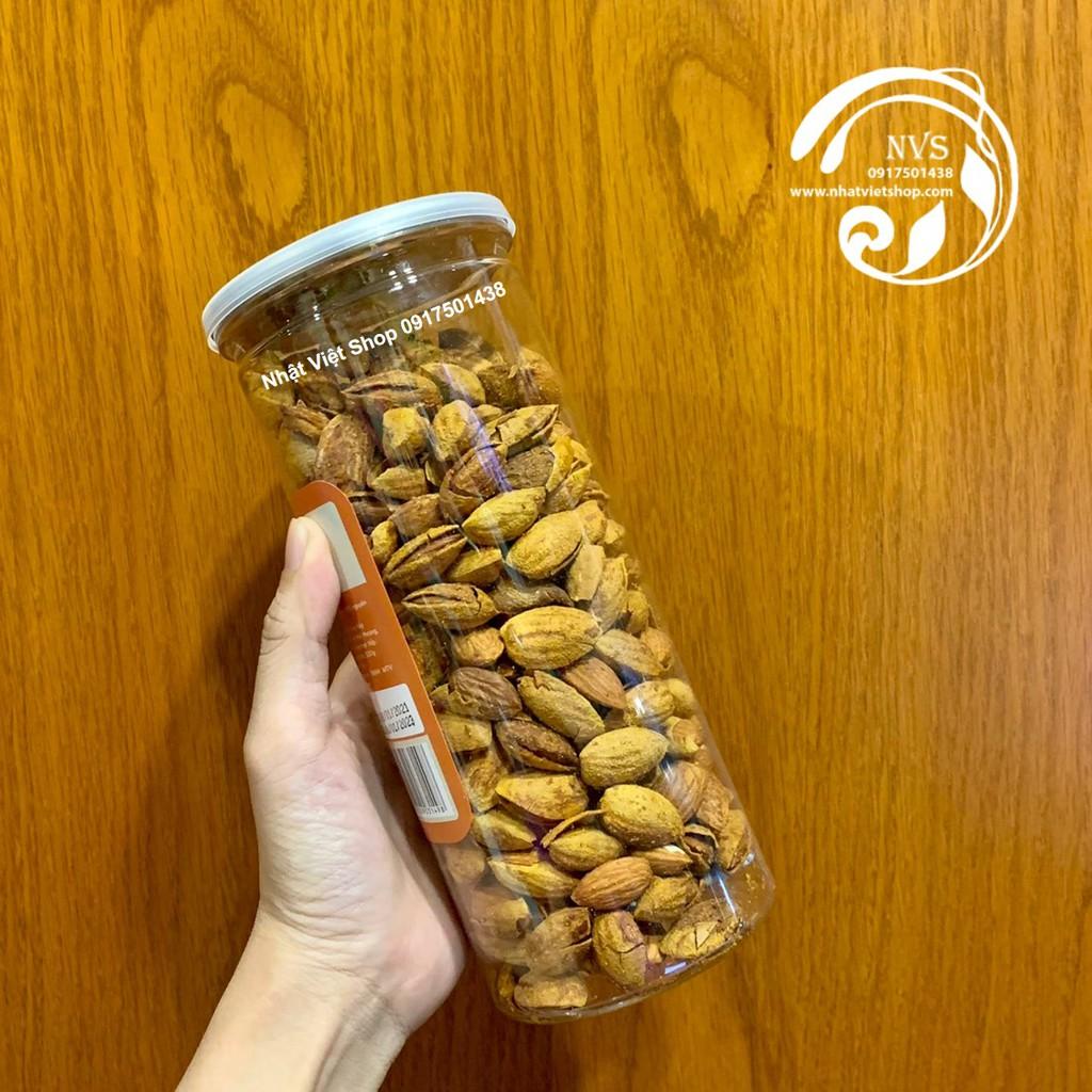 Mã GROSALE2703 giảm 8% đơn 250K] Hạt Hạnh Nhân Rang Bơ Nuts Talk 500g giá  cạnh tranh