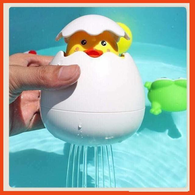 (GIÁ HỦY DIỆT) Đồ chơi chú gà chú vịt tắm vui nhộn