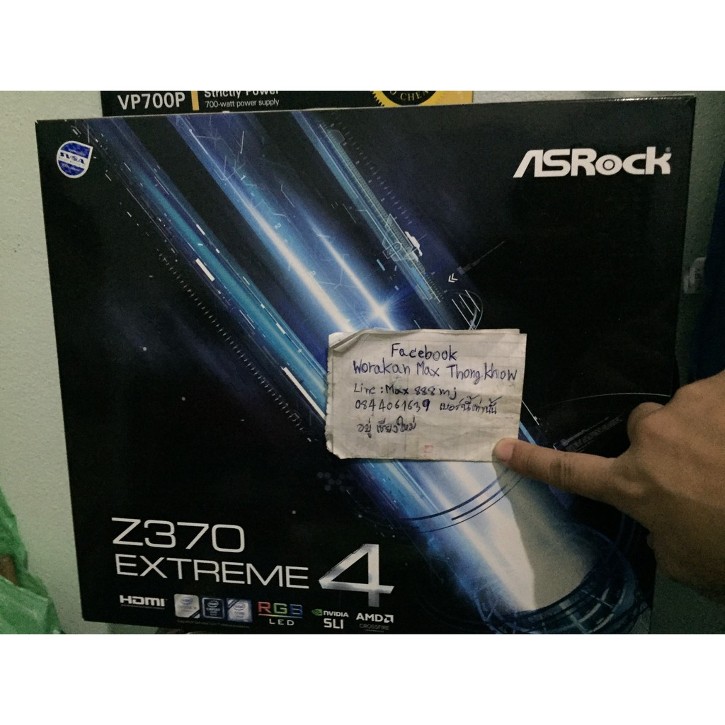 asrock z370 extreme4 - asrock z370 extreme4