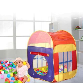Lều tạo nhà banh cho bé đồ chơi dã ngoại xinh xắn cho bé yêu