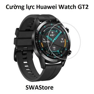 Dán màn hình cường lực đồng hồ Huawei Watch GT2 46mm thumbnail