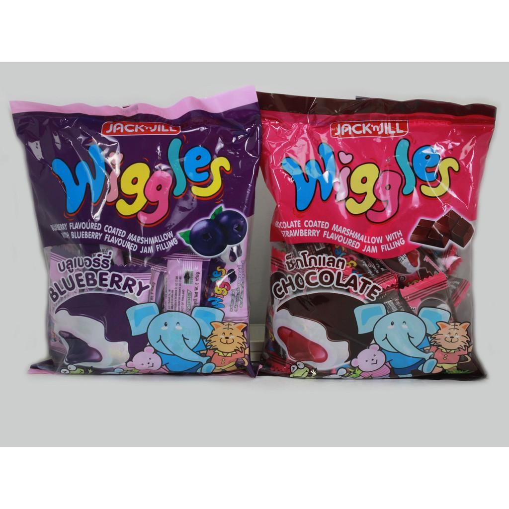 kẹo dẻo Wiggles thái lan