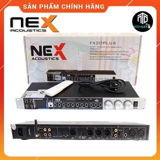 Vang Cơ Chống Hú NEX Acoustics FX20PLus có Điều Khiển Từ Xa.Kết Nối Quang Học OPTICAL, BLUETOOTH, USB,AUX thumbnail
