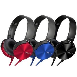 [FREE SHIP]Tai Nghe Chụp Tai Headphone Sony XB450 tương thích với điện thoại thông minh và laptop