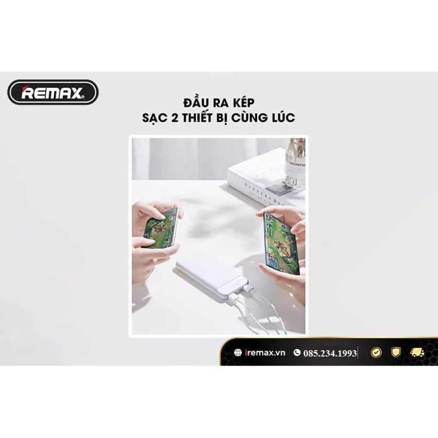 Sạc Dự Phòng Thông Minh 10000mAh Remax RPP-159