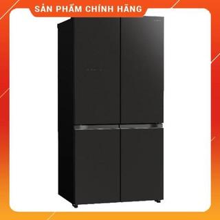 [ VẬN CHUYỂN MIỄN PHÍ KHU VỰC HÀ NỘI ] Tủ lạnh Hitachi Inverter 638 Lít 4 cửa R-WB640VGV0(GBK) - [ Bmart247 ]