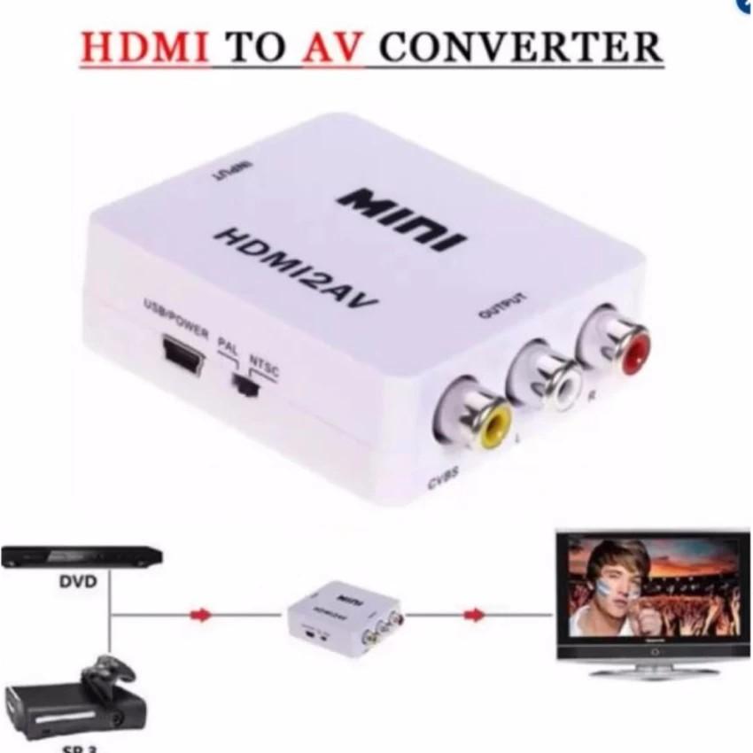 bộ chuyển HDMI AV Chuyển đổi chuyển đổi tín hiệu kỹ thuật số HDMI thành tín hiệu video composite - 3536291 , 946262748 , 322_946262748 , 140000 , bo-chuyen-HDMI-AV-Chuyen-doi-chuyen-doi-tin-hieu-ky-thuat-so-HDMI-thanh-tin-hieu-video-composite-322_946262748 , shopee.vn , bộ chuyển HDMI AV Chuyển đổi chuyển đổi tín hiệu kỹ thuật số HDMI thành tín hi