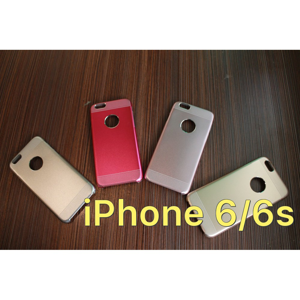 Ốp nhôm màu iPhone 6/6s iPhone 6/6s