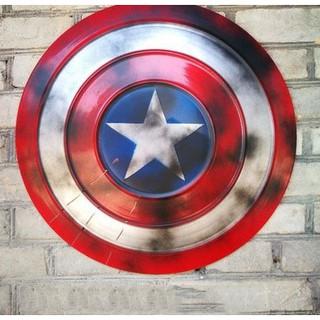 Khiên Captain American Bằng Sắt Phiên Bản Chiến Đấu Trong Avengers