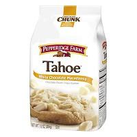 Bánh Vị Socola Trắng Và Hạt Hạnh Nhân Tahoe Pepperidge Farm (204g)