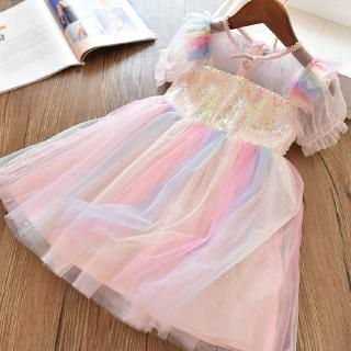 NNJXD Đầm hóa trang công chúa dành cho bé gái