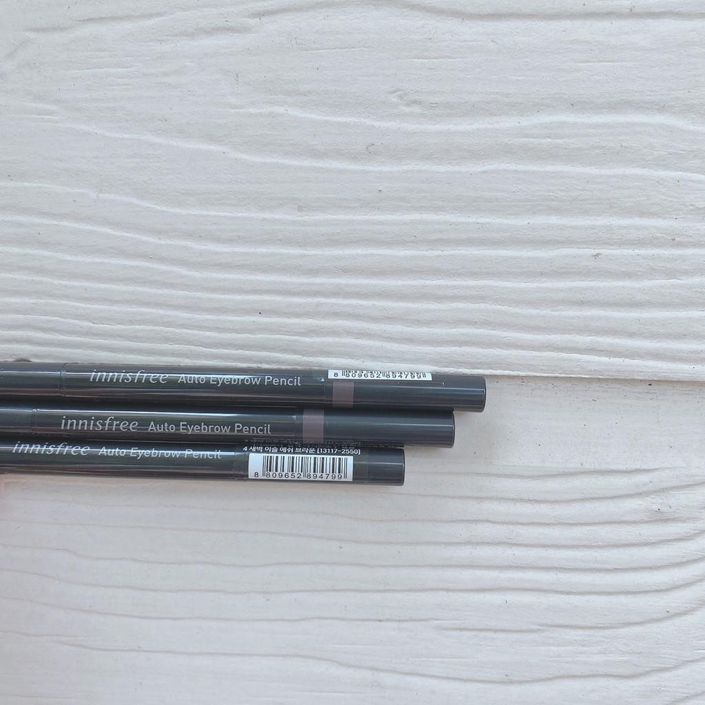 Chì mày hai đầu Innisfree Auto Eyebrow Pencil
