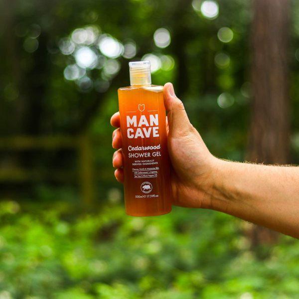 Sữa Tắm Mancave 500ml được mua tại UK