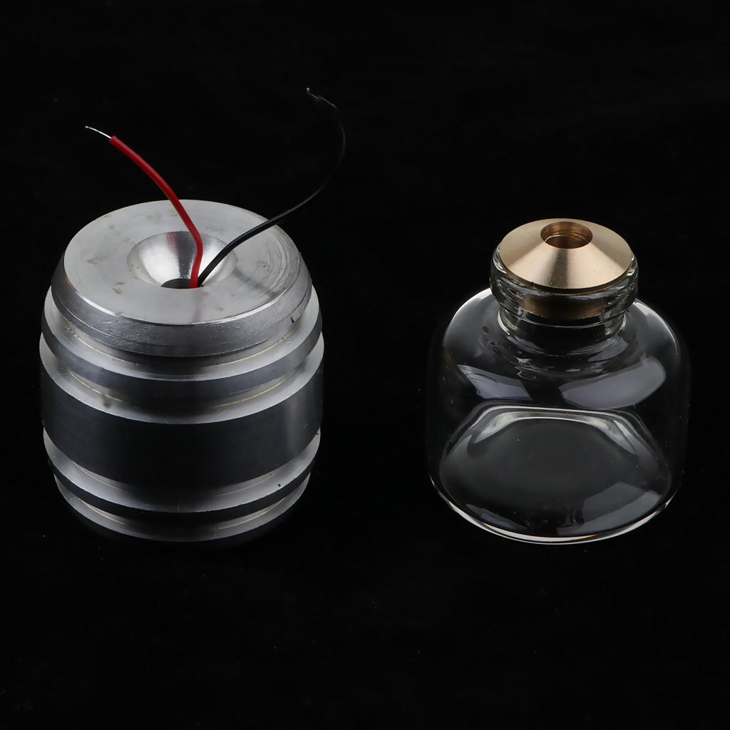 600RPM Double-Cylinder Double-Flywheel Stirling Engine Motor Generator Kits