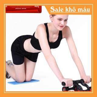 Con lăn tập cơ bụng và chống đẩy 4 bánh AB Slimmer (KM56) thumbnail