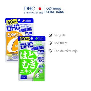 """[Mã FMCG100K - 10% đơn 500K] Combo Viên uống DHC Sáng da - Mờ thâm 60 Ngày (Adlay & Vitamin C) giá chỉ còn <strong class=""""price"""">52.900.000.000đ</strong>"""