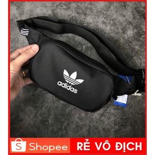 ⚡️ (Ảnh thật + KÈM VIDEO) Túi bao tử Adidas ESSENTIAL CROSSBODY BAG – DV2400 [HÀNG SẴN] – CAM KẾT CHẤT LƯỢNG NHẤT