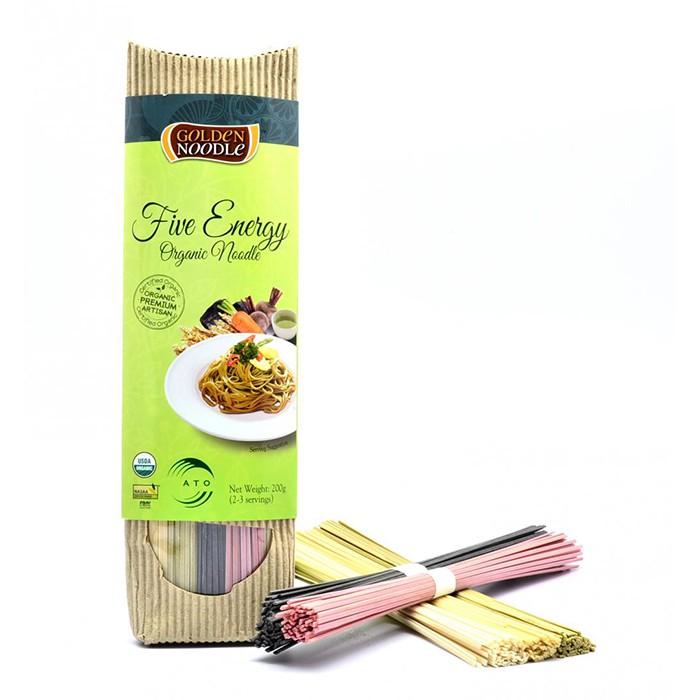 Mì Sợi Hữu Cơ Ngũ Sắc Rau Củ Everprosper Golden Organic Noodles, 200g - 2543900 , 1082967710 , 322_1082967710 , 76000 , Mi-Soi-Huu-Co-Ngu-Sac-Rau-Cu-Everprosper-Golden-Organic-Noodles-200g-322_1082967710 , shopee.vn , Mì Sợi Hữu Cơ Ngũ Sắc Rau Củ Everprosper Golden Organic Noodles, 200g