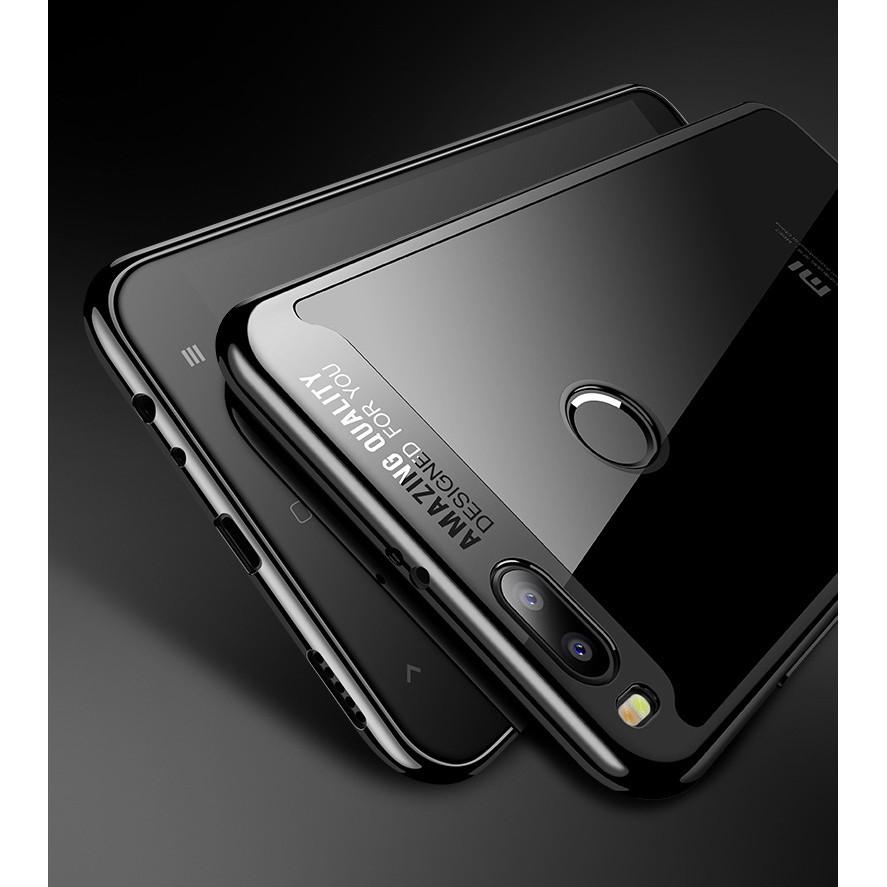 Ốp lưng silicon viền màu CAFELE Xiaomi Mi5x (Hàng chính hãng)