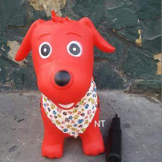 🐕🐶Thú nhúng cún con 💲Giá #160k con 🎁Hàng khuyến mãi Meji 👉Hàng sản xuất tại Việt Nam, 100% an toàn cho bé.