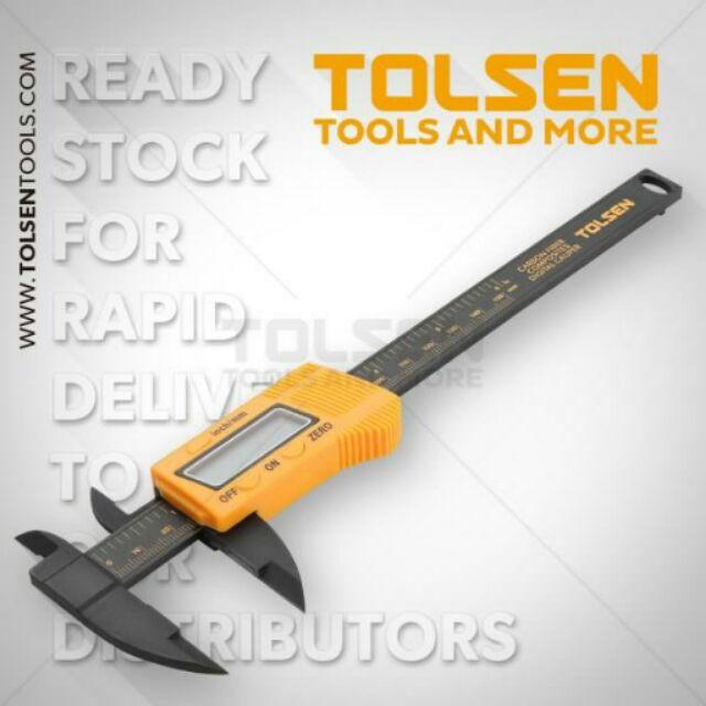 Thước kẹp điện tử Tolsen 35052