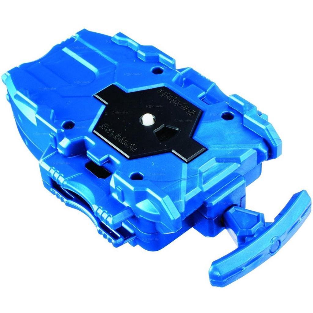 Interesting BLUE Beyblade B-23 4D System Spinner Attack Toys