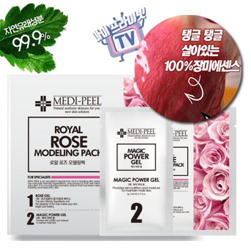 Mặt Nạ Dẻo Căng Trắng Da Cấp Ẩm Medi Peel Royal Rose Modeling Mask - 2593245 , 1072741634 , 322_1072741634 , 120000 , Mat-Na-Deo-Cang-Trang-Da-Cap-Am-Medi-Peel-Royal-Rose-Modeling-Mask-322_1072741634 , shopee.vn , Mặt Nạ Dẻo Căng Trắng Da Cấp Ẩm Medi Peel Royal Rose Modeling Mask