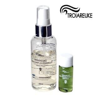 TROIAREUKE - Xit khoáng H+ cocktail MOISTURZING AMPOULE (Green) (70ml) thumbnail