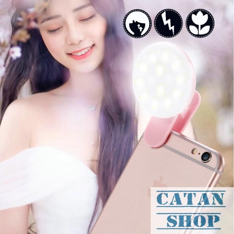 Đèn LED selfie trợ sáng SLED-MiniQ tặng kèm dây sạc led chụp hình tự sướng ring light - 3301303 , 1033826505 , 322_1033826505 , 79000 , Den-LED-selfie-tro-sang-SLED-MiniQ-tang-kem-day-sac-led-chup-hinh-tu-suong-ring-light-322_1033826505 , shopee.vn , Đèn LED selfie trợ sáng SLED-MiniQ tặng kèm dây sạc led chụp hình tự sướng ring light