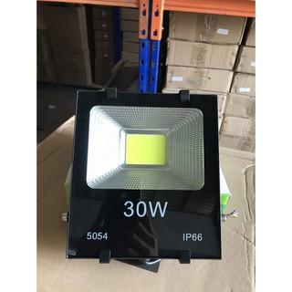 Đèn pha LED ngoài trời công suất 30w