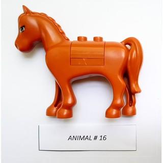 Nhân vật Lego Animal #16 Ngựa (dòng Friend)
