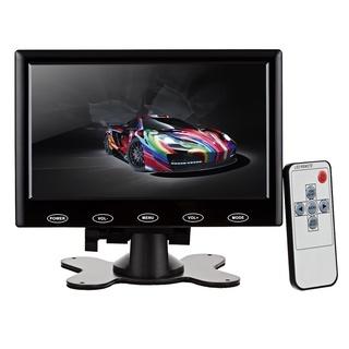 Màn hình LCD 7 HD HDMI kèm VGA HDMI AV Audio - Màu Đen thumbnail