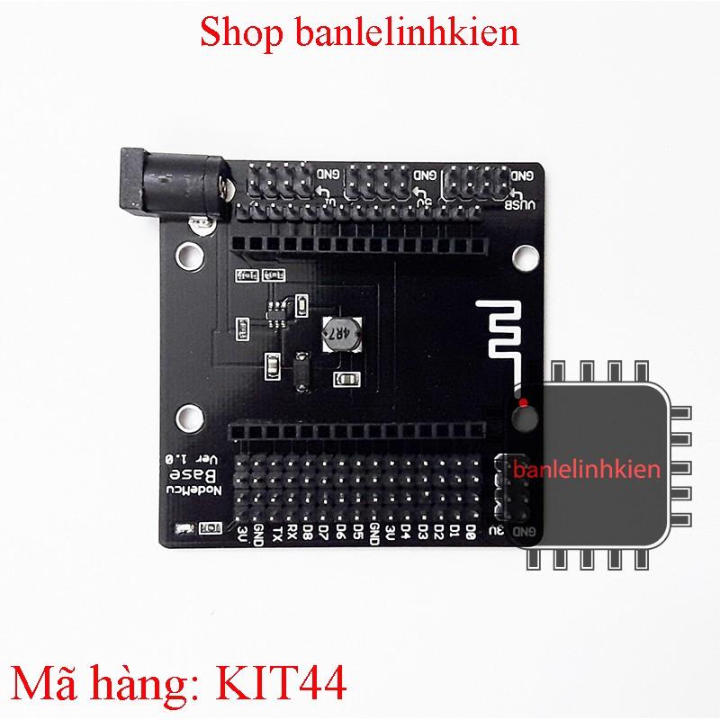 Board mạch mở rộng cho kit phát triển NodeMCU ESP8266 CH340