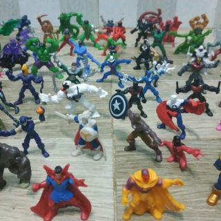 10 mô hình siêu nhân mỹ Avenger, Maver Ngẫu nhiên