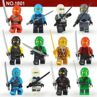 88 minifigures nhân vật anh hùng