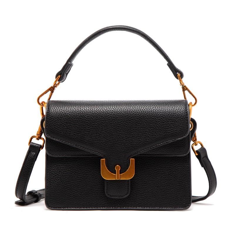 Túi đeo chéo thời trang Micocah HSC115 / Đen