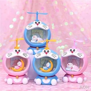 Đèn ngủ Doraemon Jingle Cat dễ thương thumbnail