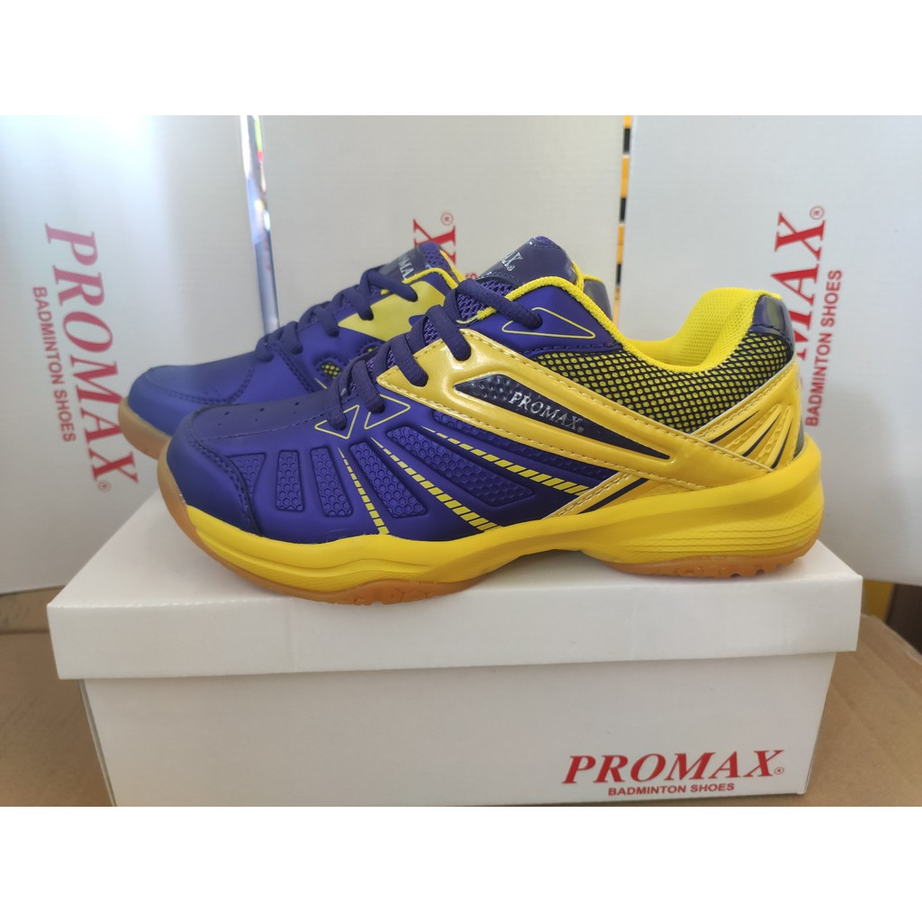 (Chính hãng)Giày cầu lông chuyên nghiệp Promax PR19004 ⚡ FREE SHIP ⚡ (chuyên dụng cầu lông, bóng chuyền, bóng bàn)