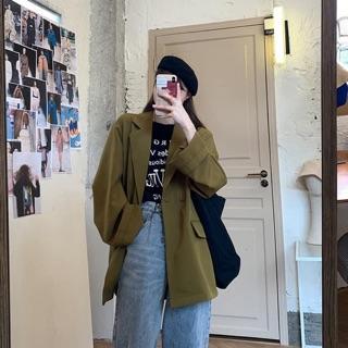 [HÀNG ORDER] Áo blazer dáng rộng 💁🏻♀️