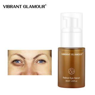 Serum Retinol dưỡng ẩm mắt Vibrant Glamour 30ml chống nếp nhắn xóa quầng thâm chống bọng mắt hiệu quả thumbnail