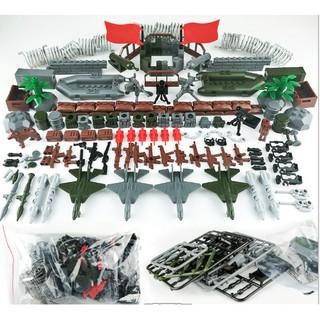 Bộ 189 Phụ kiện dành cho lính cảnh sát SWAT – Đồ chơi Lắp ghép Xếp hình Lego