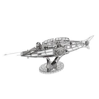 Mô Hình Lắp Ráp 3d Tàu Ngầm Nautilus