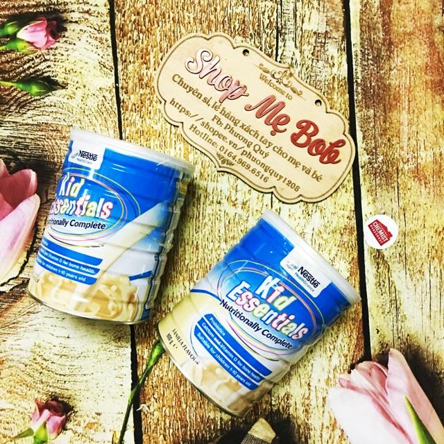 Sữa Kid Essentials - xách tay Úc có bill