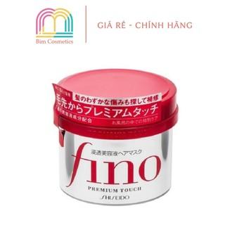 👏🏻Có Sẵn👏🏻 Kem Ủ Tóc Fino Shiseido Nhật Bản