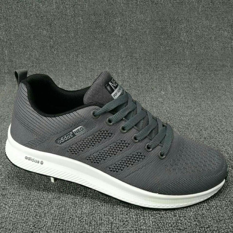 Giày thể thao Adidas Neo ghi 2018 chất lượng cao