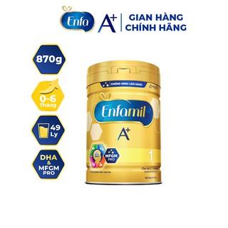 Suata24h-Sư a bột Enfamil A + 1 870g thumbnail