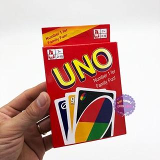 Bộ bài UNO 4 màu